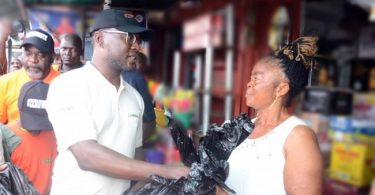 LAWMA explains the need for residents to have two waste bags