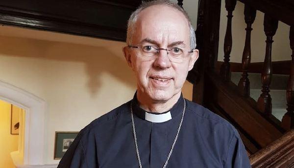 Archbishop of Canterbury nigeria