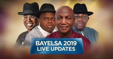 Bayelsa 2019....Live Updates
