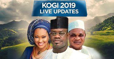 Kogi 2019...Live updates