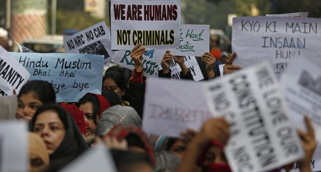 INDIA'S CITIZENSHIP LAW: 8-yr-old killed as death toll rises to 20 amid violent protests