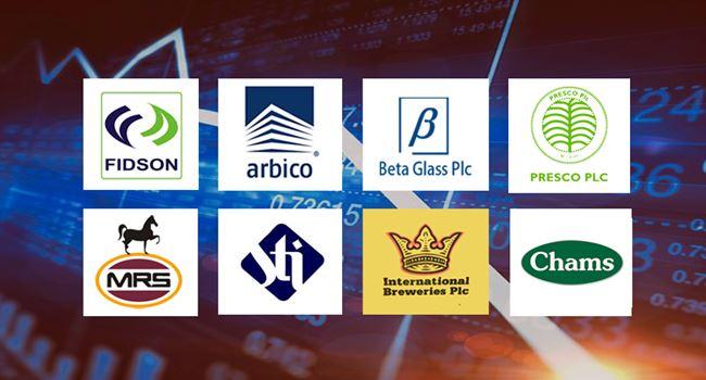 Presco, Chams Plc, Int'l Breweries top Ripples Nigeria stock watchlist