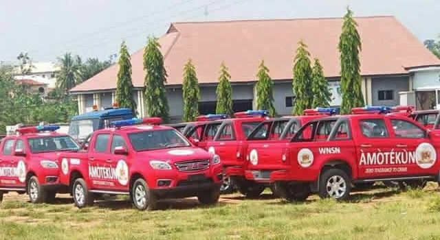 Amotekun is not regional police, Southwest governors clarifies