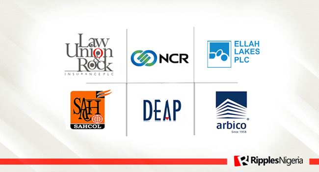 Law Union & Rock, NCR top Ripples Nigeria stock watchlist