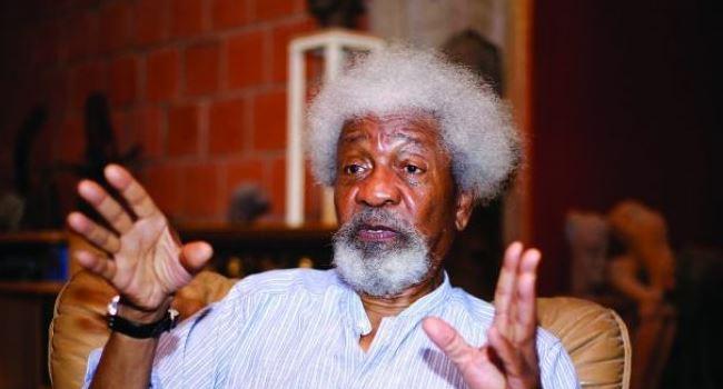 Soyinka attacks Balarabe Musa over comments on Amotekun