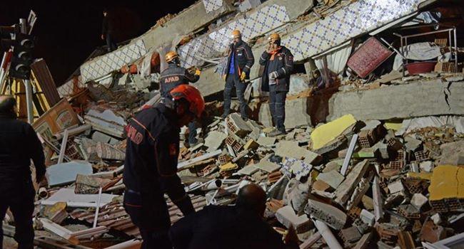 TURKEY EARTHQUAKE: Erdogan slams those saying the country was unprepared, as death toll hits 29