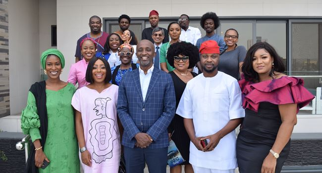 UNDP partners Nollywood on movies that tell the Nigerian story