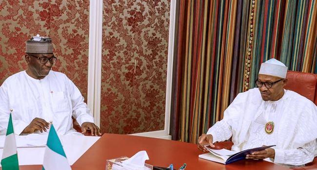 Gov Abdulrazaq visits Buhari, solicits help to develop Kwara