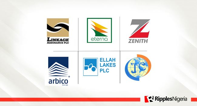 Linkage Assurance, Eterna Plc top Ripples Nigeria Stock watchlist