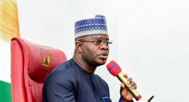 Kogi governor, Bello, explains delay in conducting local govt polls