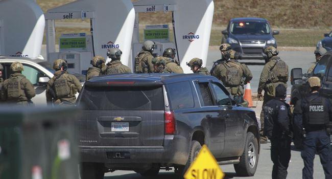 CANADA: 51-yr-old gunman kills 16, injures many during shooting spree