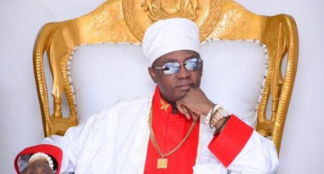 Oba of Benin speaks on covid-19