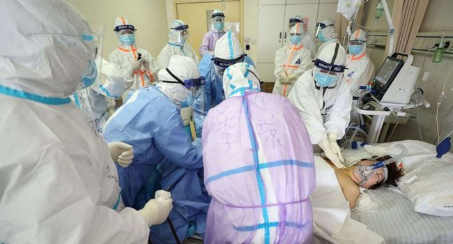 CORONAVIRUS: New York records 731 new deaths, as Wuhan travel ban ends