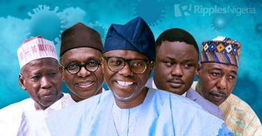 RANKING NIGERIAN GOVERNORS, MARCH, 2020: Top 5, Bottom 5