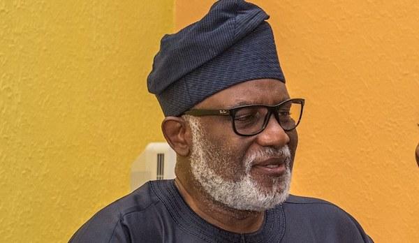 Buhari has put Nigeria on the path of greatness – Akeredolu