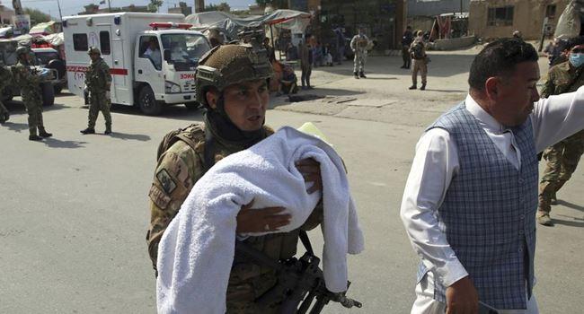 Gunmen raid maternity hospital, kill 16, including 2 babies in Afghanistan