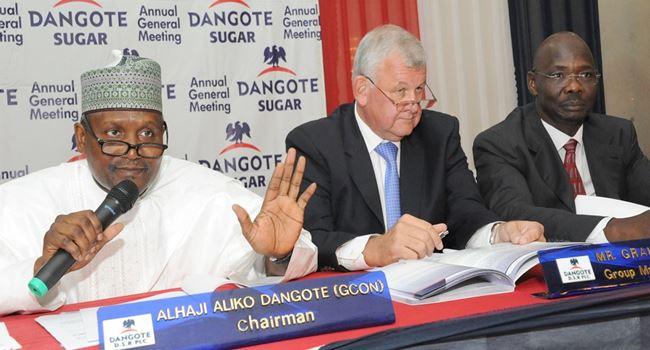 Dangote Sugar set for Savannah Sugar takeover