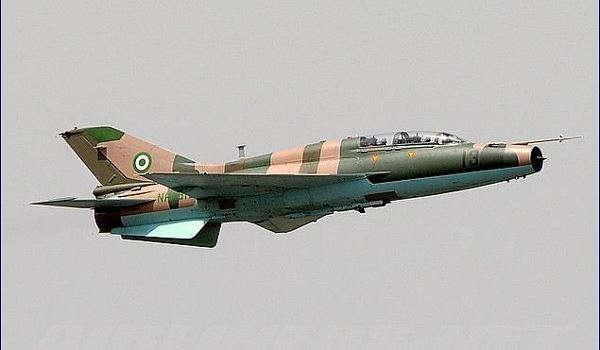 NAF claims it has destroyed 10 bandits' camps in north west