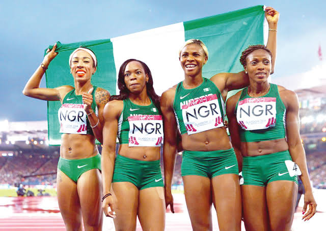 About 80 athletes to represent Team Nigeria in 10 Tokyo Olympics events |  Ripples Nigeria