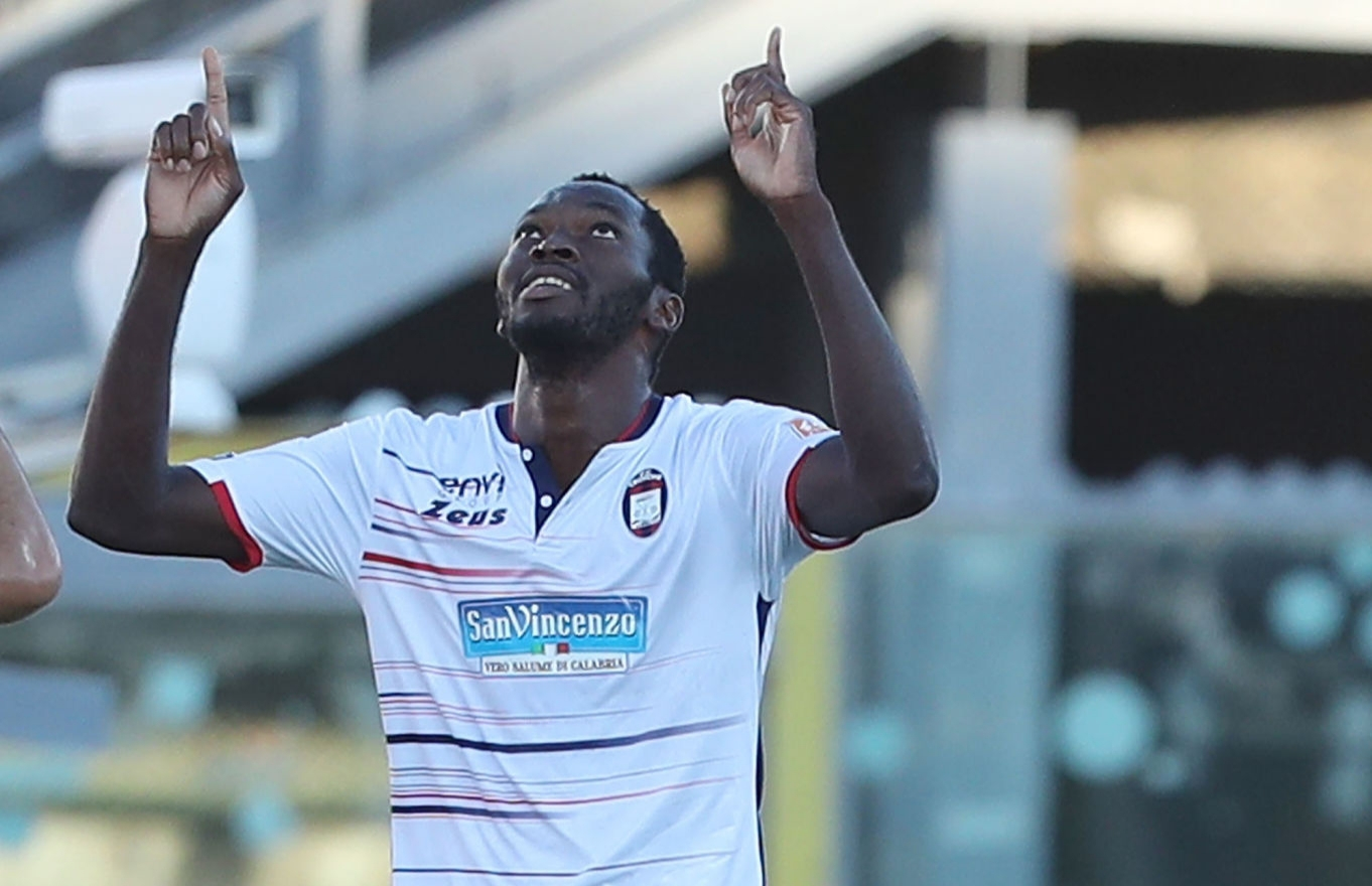 20 goals in 35 games - How Simy Nwankwo fired Crotone back to Serie A