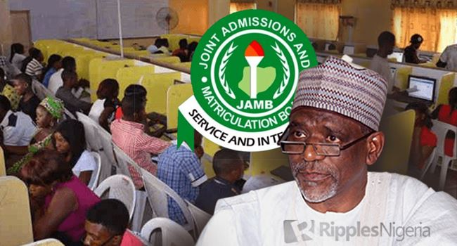 INVESTIGATION.... CURBING EXAMINATION MALPRACTICE: JAMB example and admission racketeering (Part 2)