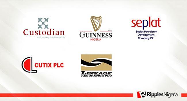 Custodian Investment, Guinness, Seplat top Ripples Nigeria stock watchlist