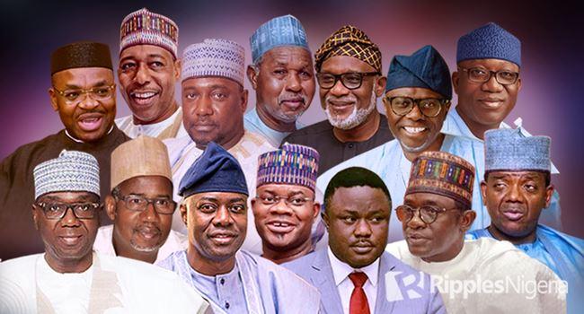 NIGERIAN GOVERNORS: Fumbling, wobbling dominate June 2020 performance