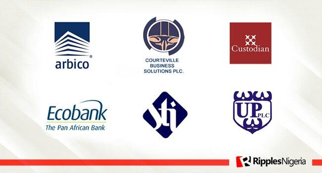 Arbico, Courteville, Custodian Investment, ETI top Ripples Nigeria stocks watchlist