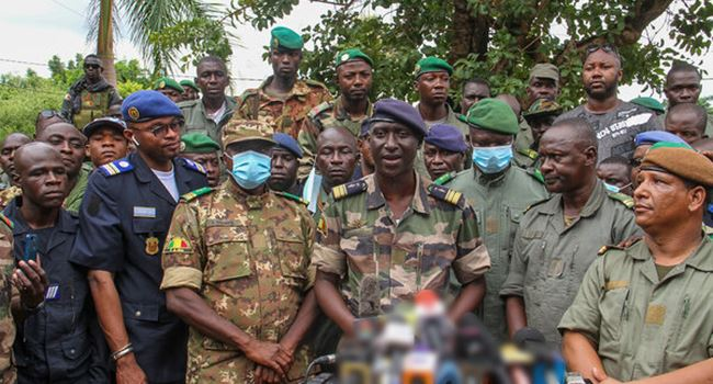 MALI: Coup leaders hold talks with opposition, as UN joins global condemnation of military takeover