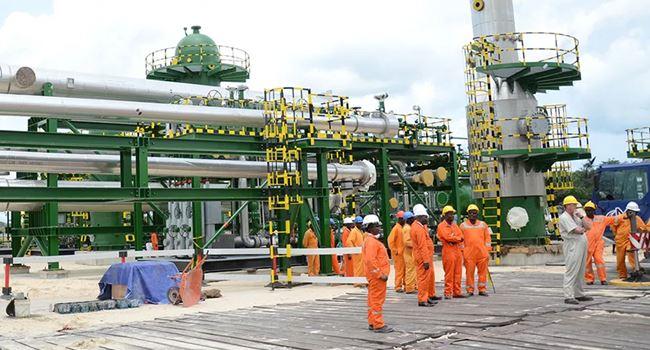 Nigeria's oil sales revenue crumbles by 75% – NNPC data