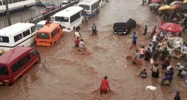 Flash-floods kill seven in Ghana, render many homeless