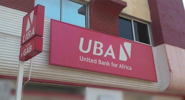 UBA half year profit falls by 22%, declares N0.17 interim dividend