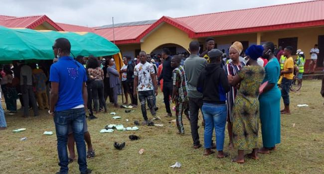 ONDO: Vote buying, electoral offences done in presence of security officers —Yiaga Africa