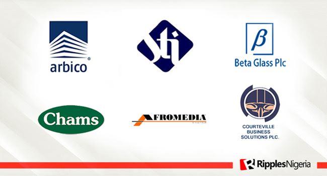 Sovereign Trust, Afromedia, Arbico top Ripples Nigeria Stocks Watchlist
