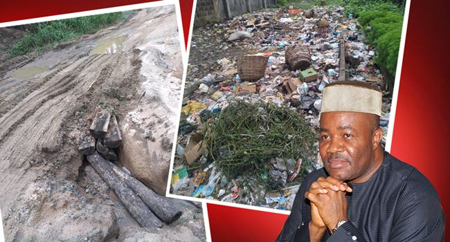INVESTIGATION... Inside NDDC's abandoned, poorly executed road projects dotting Abia communities (II)
