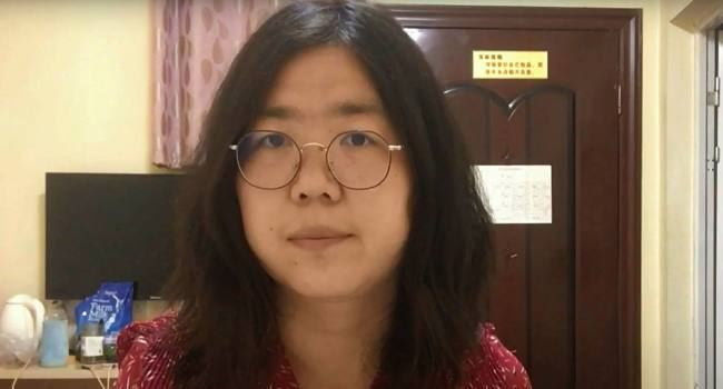 Chinese citizen journalist bags four-year jail term over Wuhan COVID-19 report
