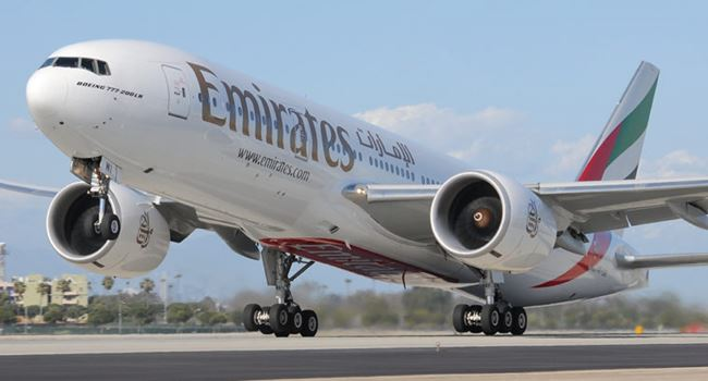 Court orders Emirates Airline to pay man $1.63m, N50m for luggage lost in 2007