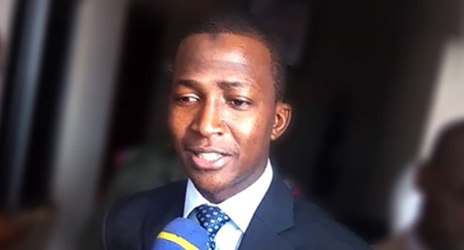 JUST IN... Buhari appoints 40-year-old Abdulrasheed Bawa as new EFCC boss