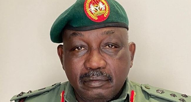 Army denies reported killing of 20 soldiers in Borno