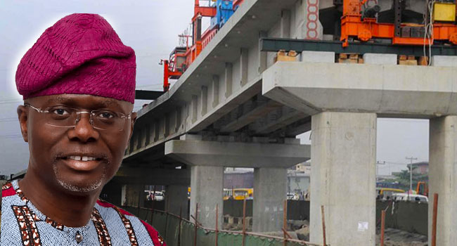 LAGOS METRO LINE: How far can Sanwo-Olu go with a 17-year project started by Jakande