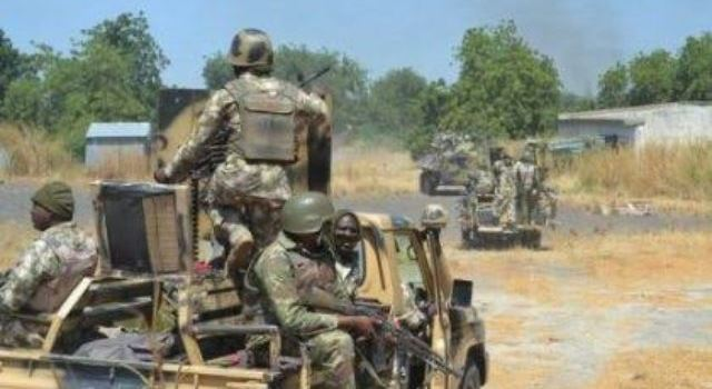 Army commander warns soldiers against harassing innocent civilians