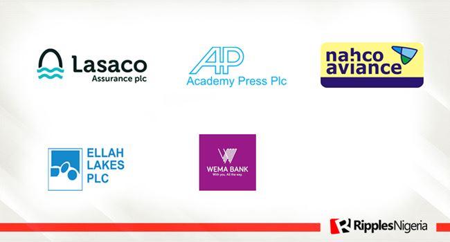 NAHCO, Wema Bank, Lasaco, Academy Press make Ripples Nigeria stocks-to-watch list