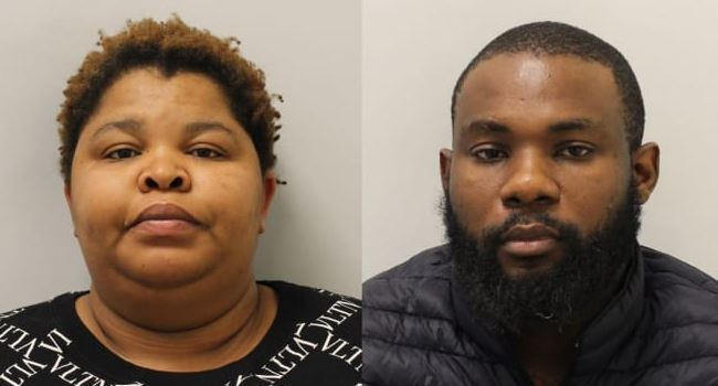 Two Nigerians jailed in the UK for Covid-19 loan fraud