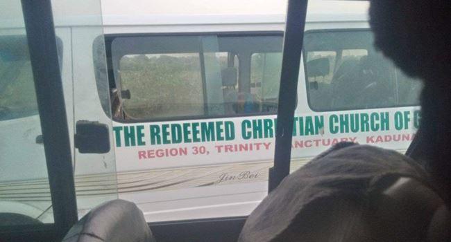 Gunmen kidnap busload of RCCG members in Kaduna
