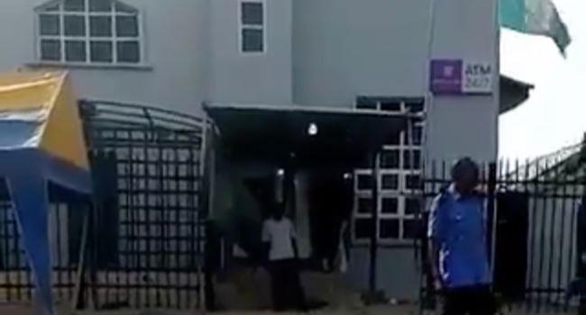 Two killed as robbers raid Wema Bank in Osun
