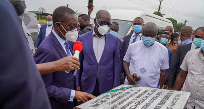 Obaseki advocates upward review of 13% derivation formula for oil-producing states