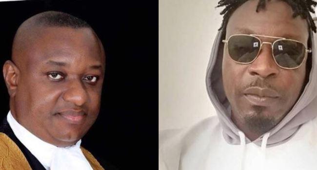 Festus Keyamo claims 'frustration' inspired Eedris Abdul Kareem song, 'Jaga Jaga reloaded'
