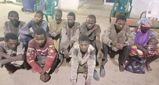 Police rescue 11 kidnap victims, repel attack in Zamfara - Ripples Nigeria
