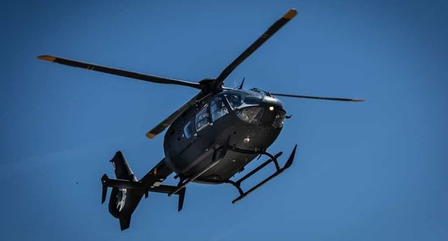 Panic in Niger communities following presence of strange helicopter