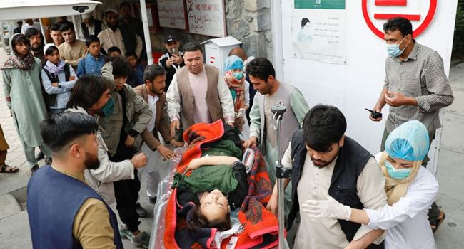 Death toll in Afghan school explosion rises to 85